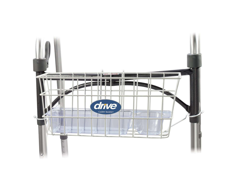 Drive 10200B Universal walker basket with insert - Advanced Healthmart