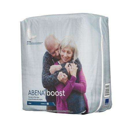 "Abena 6-1/4""x24"" Moderate Absorbency Booster Pad 20/pk, 4035"