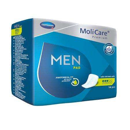 Molicare Premium Pads for Men, 168603 cs/112