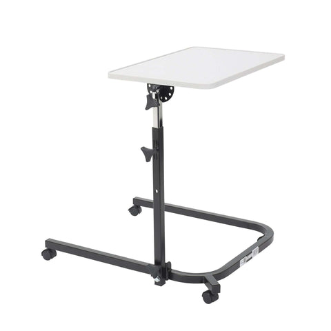 Drive 13000 Pivot and Tilt Adjustable Overbed Table - Advanced Healthmart