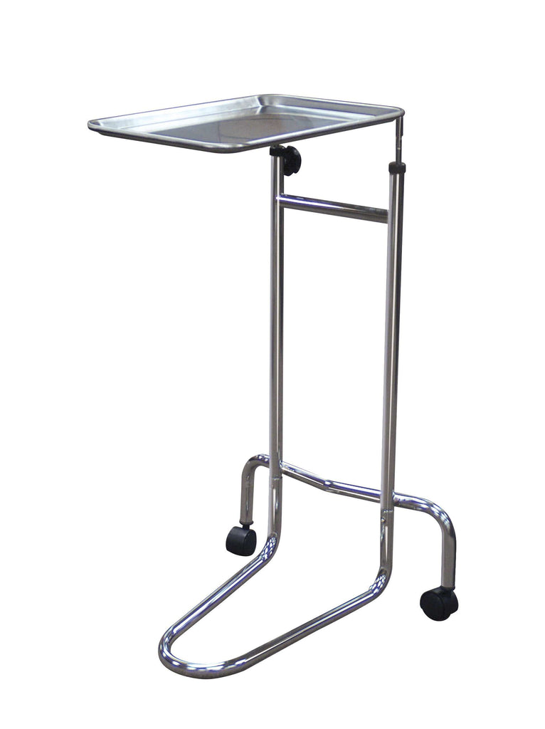 Drive 13045 Mayo Instrument Stand, Double Post - Advanced Healthmart