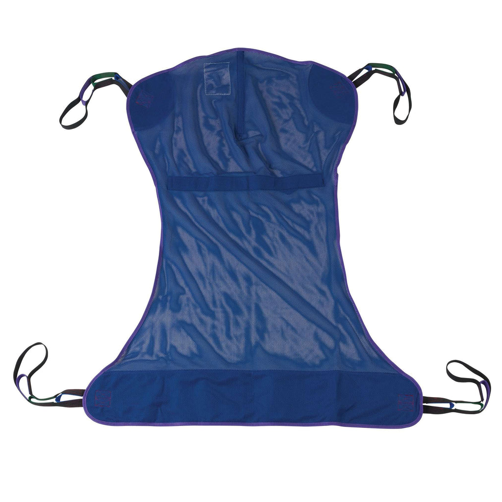 Drive 13223m Full Body Patient Lift Sling, Mesh, Medium - Advanced Healthmart