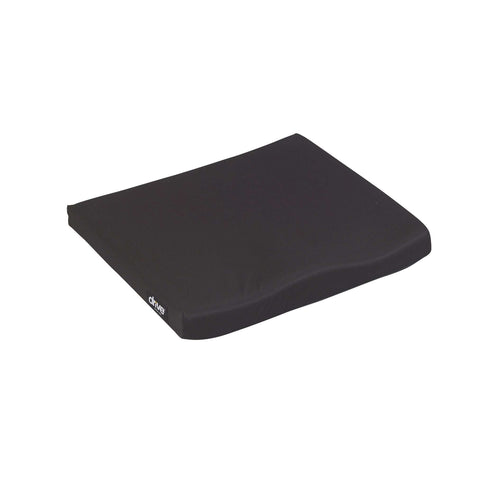"Drive 14887 Molded General Use 1 3/4"" Wheelchair Seat Cushion - Advanced Healthmart"
