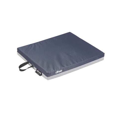 Drive 14888 Gel Foam Wheelchair Seat Cushion - Advanced Healthmart