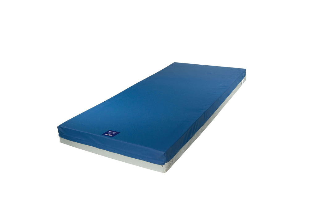 "Drive 15876 Gravity 7 Long Term Care Pressure Redistribution Mattress, No Cut Out, 76"" - Advanced Healthmart"