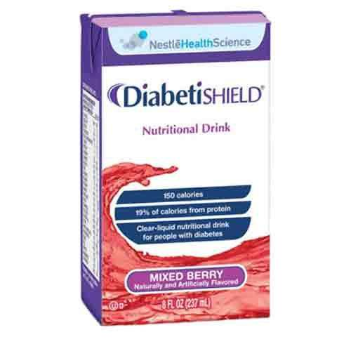 Nestle 34930000 RESOURCE DIABETISHIELD BERRY 27/CS - Advanced Healthmart
