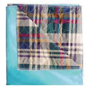 "Reliamed Plaid Reusable 34 x 36"" Underpad UP3436RP - Advanced Healthmart"