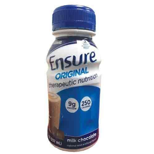 Ensure Therapeutic nutrition Chocolate, 58293 cs/24 8 oz. bottle by Abbott - Advanced Healthmart