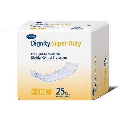 Dignity Super Duty 4x12 Liner Pads 26955 25/pack