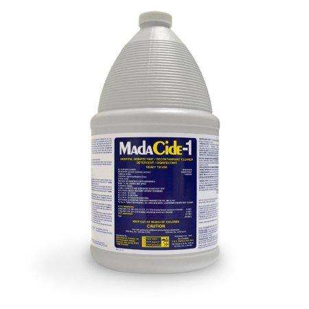 Madacide-1 7009 Alcohol Free Germicidal Disinfectant Gallon