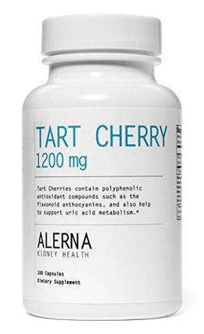 Alerna Health Tart Cherry 1200 mg (100 Vegetarian Capsules, Tart Cherry Extract) - Advanced Healthmart