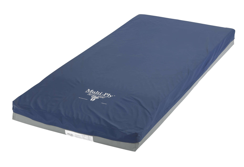 "Drive 6500-de-3-fb Multi-Ply Dynamic Elite Foam Pressure Redistribution Mattress, 84"" - Advanced Healthmart"
