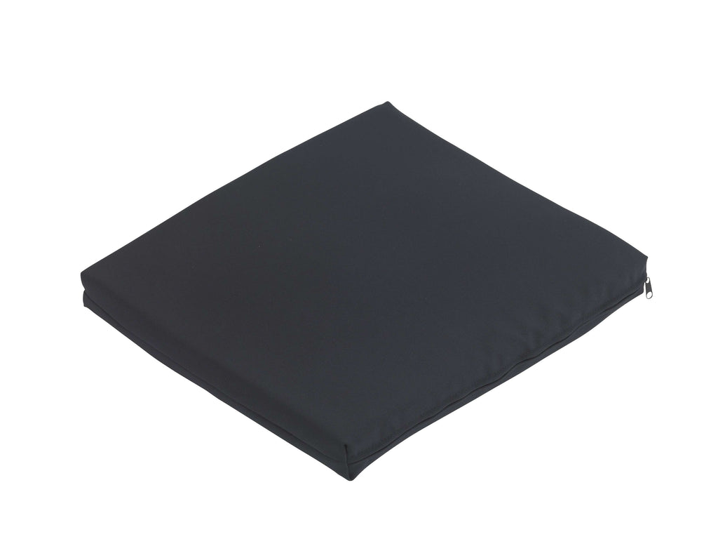 "Drive 8040-1 Gel-U-Seat Lite General Use Gel Cushion with Stretch Cover, 16"" x 16"" x 2"" - Advanced Healthmart"