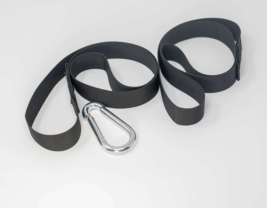 Battle Rope Anchor Strap Kit
