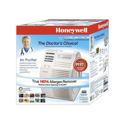Honeywell QuietCare HEPA Air Purifier, 17000S