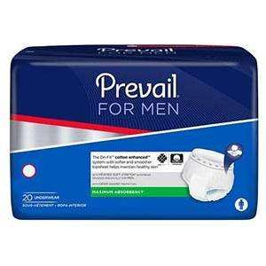 PREVAIL PROTECTIVE UNDERWEAR FOR MEN Pack PUM-512, PUM-513 - Advanced Healthmart