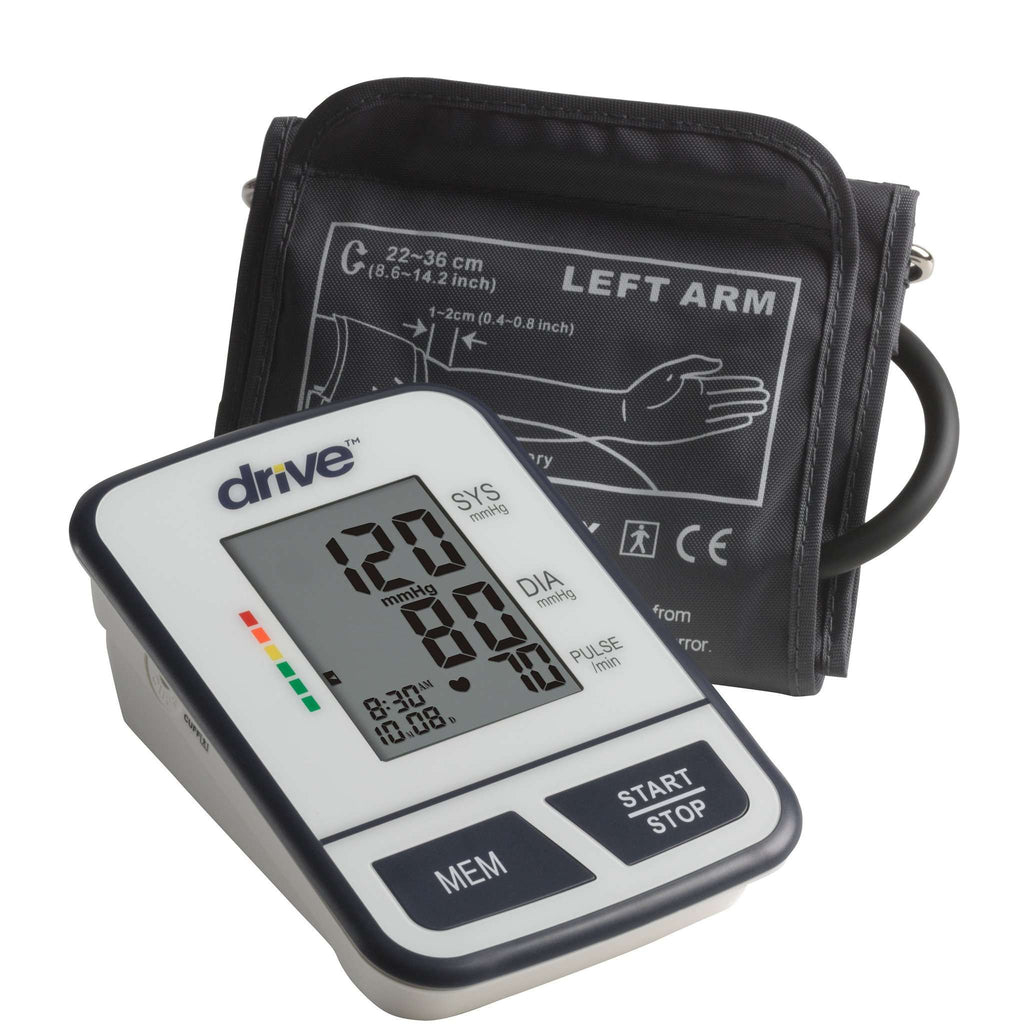 Drive BP3600 Economy Blood Pressure Monitor, Upper Arm - Advanced Healthmart