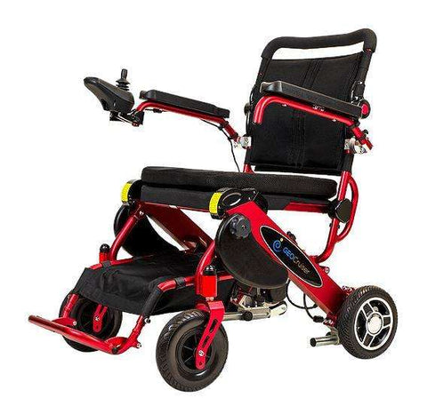 Pathway Mobility Geo Cruiser DX lightweight foldable power wheelchair