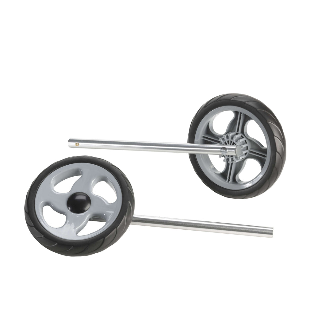Nimbo Non-Swivel Front Wheels, 1 Pair - Advanced Healthmart