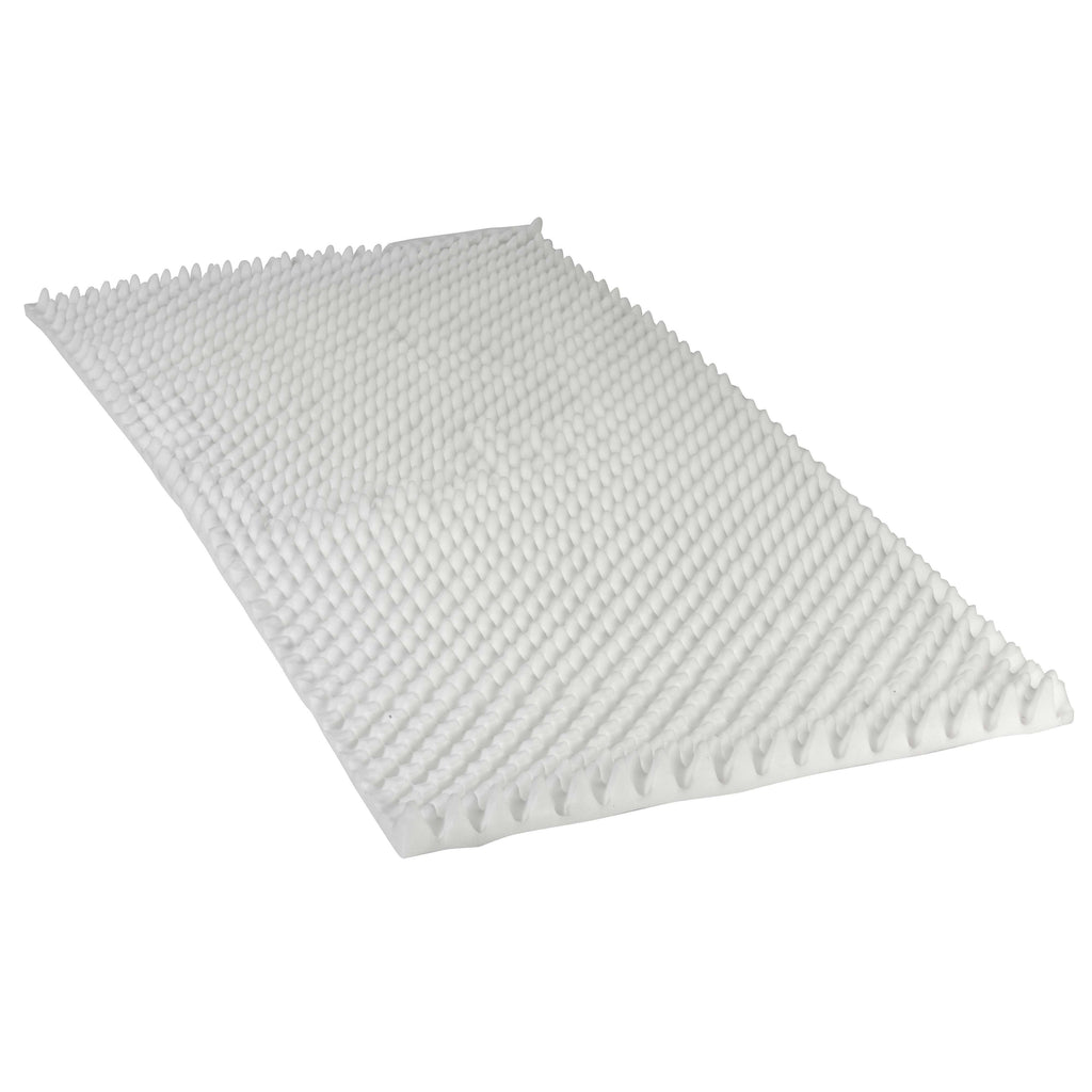 "Drive m6026 Convoluted Foam Pad, 4"" Height - Advanced Healthmart"