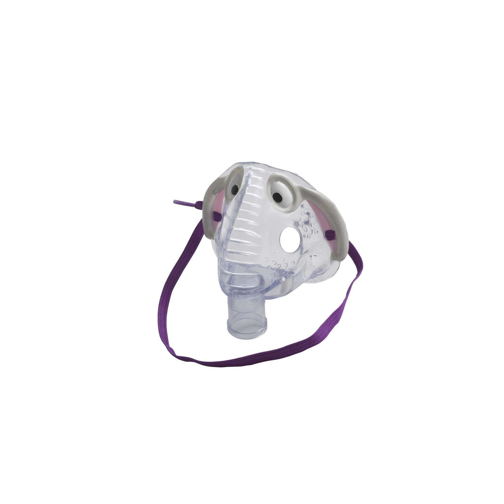 Drive mq0049 AIRIAL Pediatric Nebulizer Mask, Ellie the Elephant - Advanced Healthmart