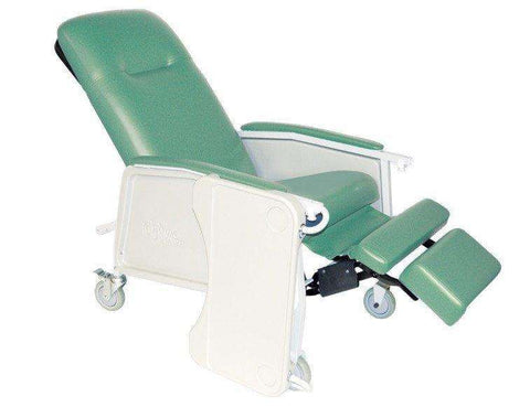 Drive d574-j 3 Position Geri Chair Recliner, Jade - Advanced Healthmart