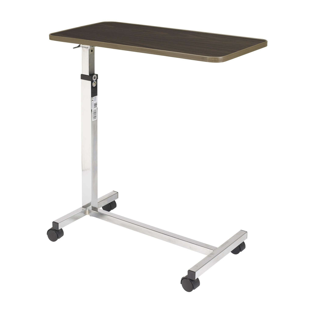 Drive Medical 13008 Tilt Top Overbed Table - Advanced Healthmart