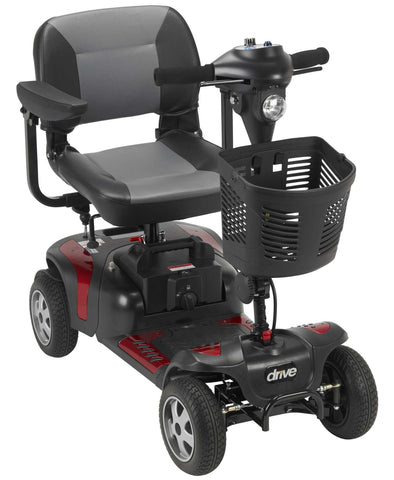 Drive PHOENIXHD4 Heavy Duty Power Scooter, 4 Wheel - Advanced Healthmart