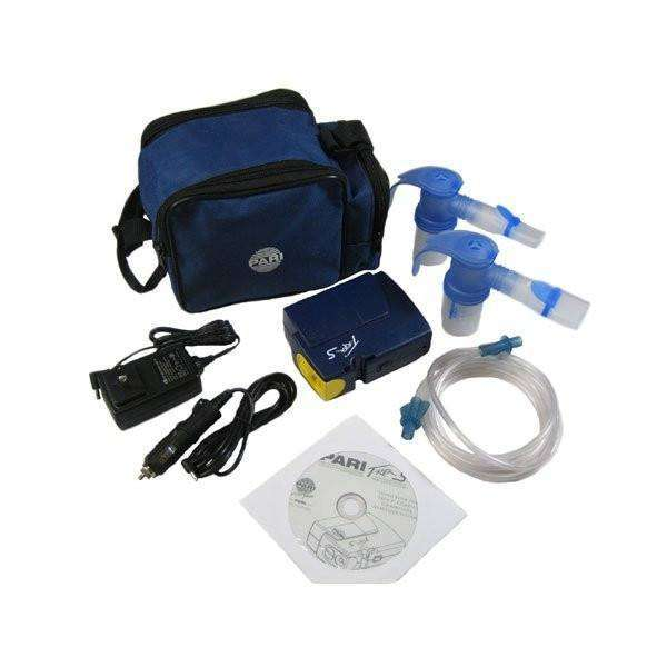 Pari 47F45-LCS Trek S Standard Portable Nebulizer Kit - Advanced Healthmart