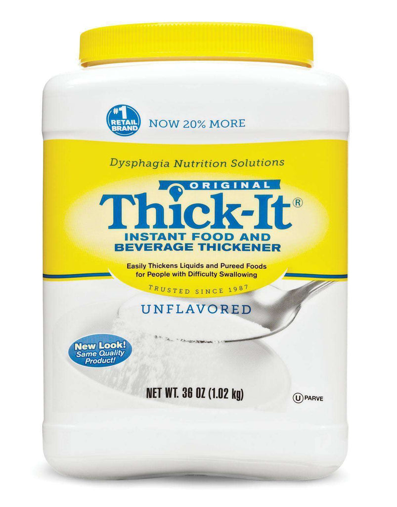 Thick-It J585 Food Thickener 36 oz Powder - Case of 6 - Advanced Healthmart