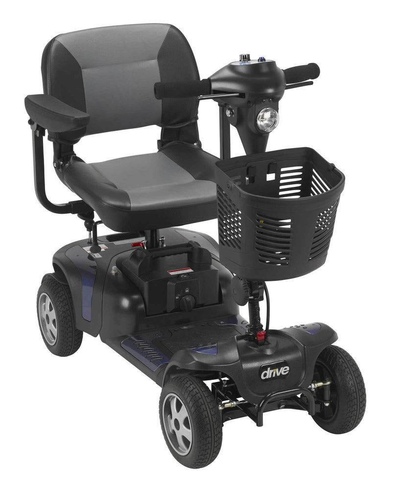 "Drive phoenixhd4-20 Phoenix Heavy Duty Power Scooter, 4 Wheel, 20"" Seat - Advanced Healthmart"