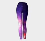 Galaxy Yoga Leggings - Advanced Healthmart
