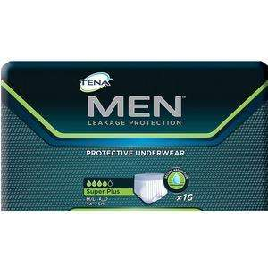 TENA PROTECTIVE UNDERWEAR FOR MEN 81780 SIZE MED/LG - Advanced Healthmart