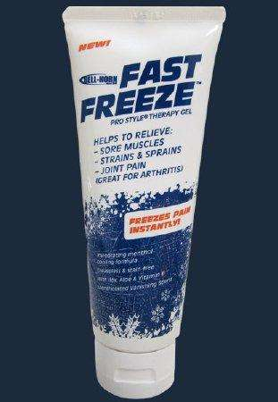 FAST FREEZE MUSCLE RUB, CRM 4OZ (12/CS)