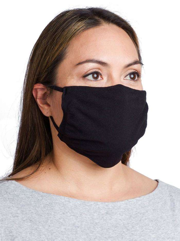 CoverOne Reusable Face Mask with filter pocket, 5 colors
