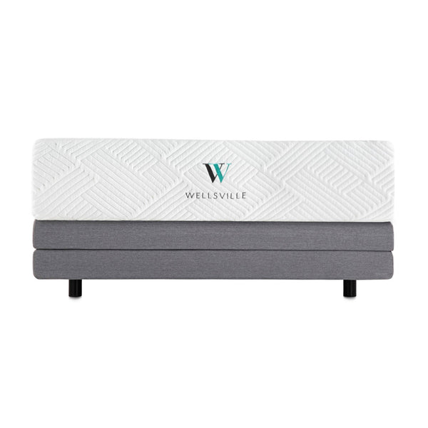 "Premium 14"" Gel Memory Foam Mattress"