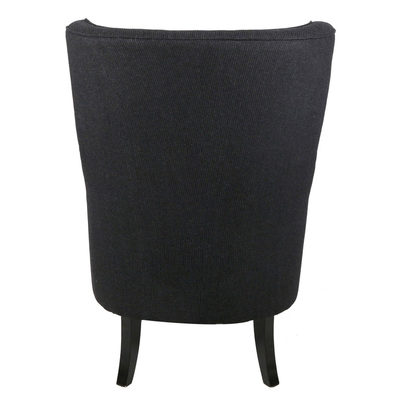 Onyx Wing Chair