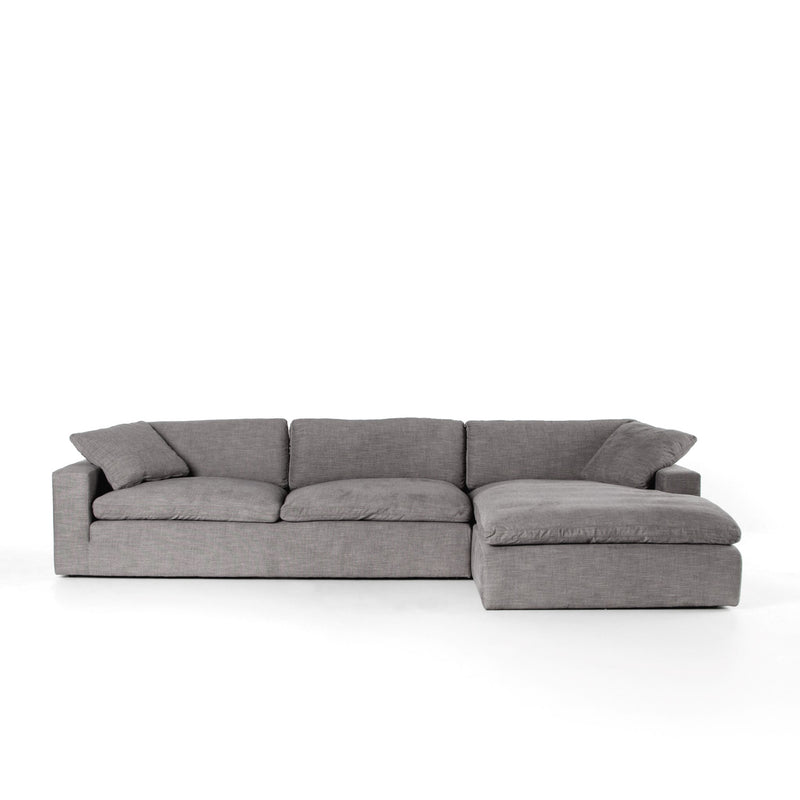 Plume 2pc Sectional