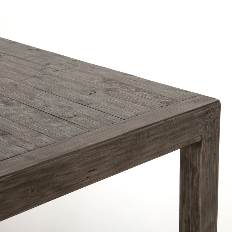 Post + Rail Table