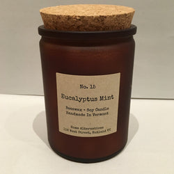 Eucalyptus Mint Candle #15