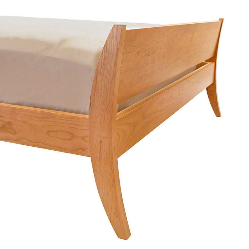 Holland Sleigh Bed