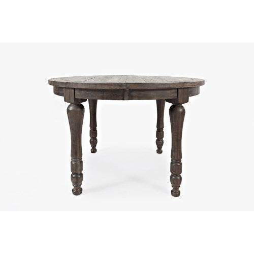 Madison Round to Oval Dining Table