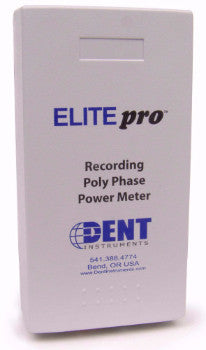 ELITEpro Poly Phase Power Meter from DENT Instruments