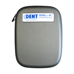 Custom soft-sided carrying case for ELITEpro energy data logger