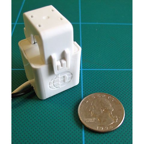 20 Amp or 50 Amp Mini Hinged Current Transformer from DENT Instruments