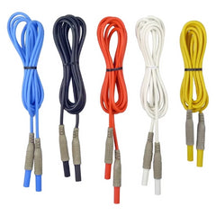 Replacement voltage lead set (international colors) for the ELITEpro XC or ELITEpro SP