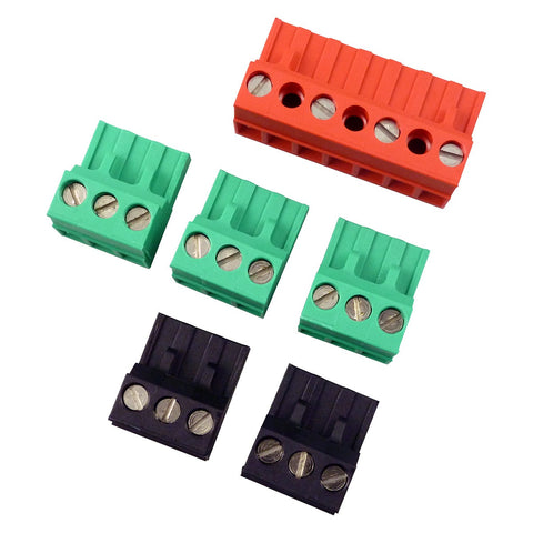 Replacement connector set for the PowerScout 3037