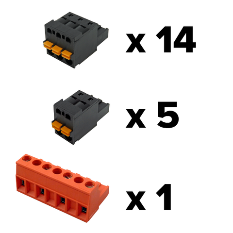 Replacement Connector Set for PowerScout 12 HD