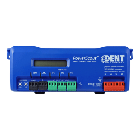 PowerScout 3037 Power Submeter