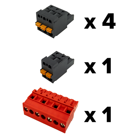 Replacement Connector Set for the PowerScout 3 HD